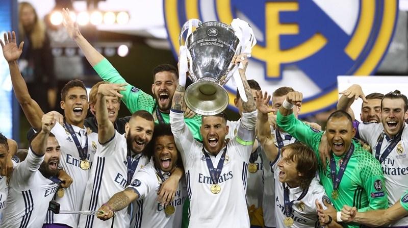 Ronaldo chói sáng, Real phá bỏ lời nguyền Champions League