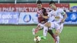 """HAGL bị Sài Gòn FC đá bay khỏi Cúp QG sau màn """"đấu súng"""""""