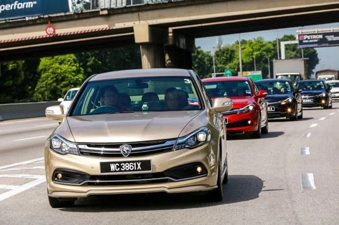 Hãng xe Proton của Malaysia về tay người Trung Quốc