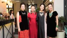 Dương Thuỳ Linh, Ngô Phương Lan dự sự kiện giữa nắng nóng kỷ lục