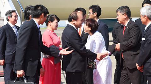 Thủ tướng, Nguyễn Xuân Phúc, Thủ tướng Nguyễn Xuân Phúc, Nhật Bản, Thủ tướng thăm Nhật