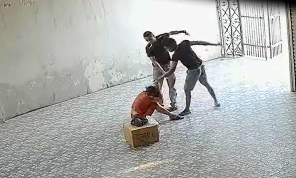Nghệ An: Bà chủ nhà xe bị đánh dã man