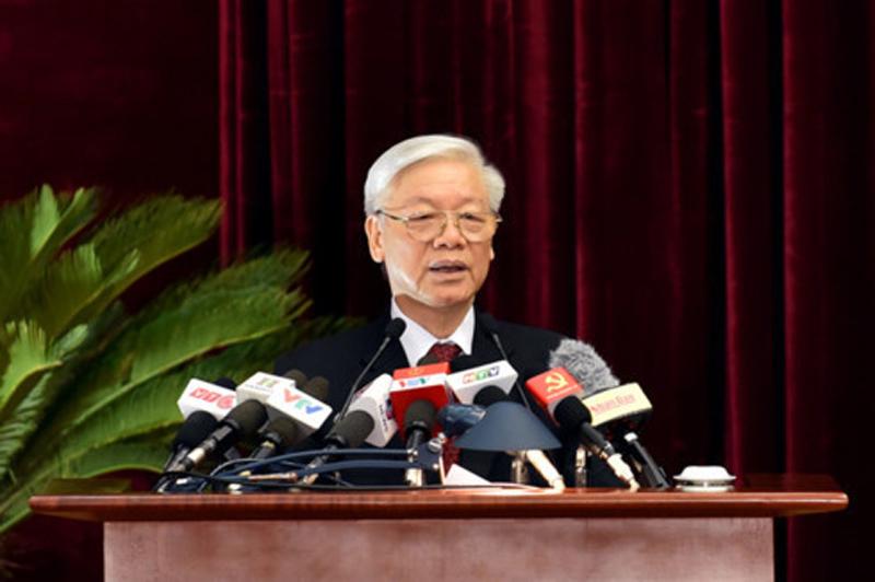 Tổng bí thư Nguyễn Phú Trọng, Nguyễn Phú Trọng, Nghị quyết trung ương 5, kinh tế thị trường định hướng XHCN