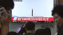 Tên lửa Triều Tiên là 'mối đe dọa trực tiếp' đối với Nga