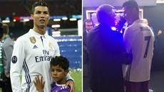 """James Rodriguez lơ Zidane, Sir Alex """"phát rồ"""" vì Ronaldo"""