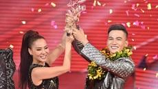 Ali Hoàng Dương đăng quang The Voice 2017