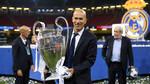 Zidane: Học lỏm Mourinho và Ancelotti để vĩ đại