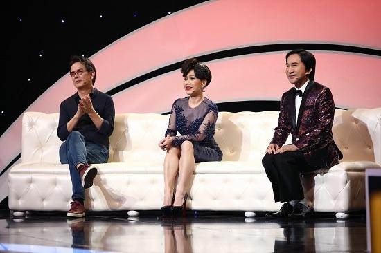 Việt Hương 'ngưng thở' trước màn hóa thân của Siu Black