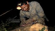 Đổ ra đồng làm đêm tránh nắng cháy da thịt