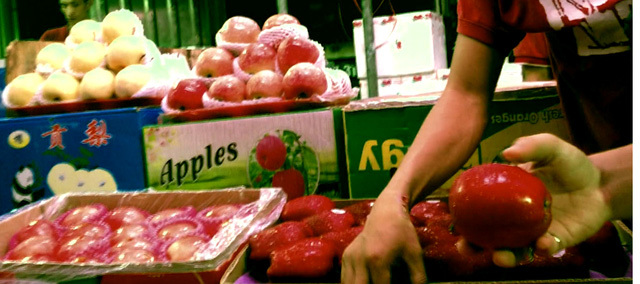 Hoang mang vì tem trái cây không truy xuất được nguồn gốc