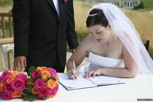 Tại sao phụ nữ Mỹ đổi tên, chuyển sang họ chồng sau khi kết hôn?
