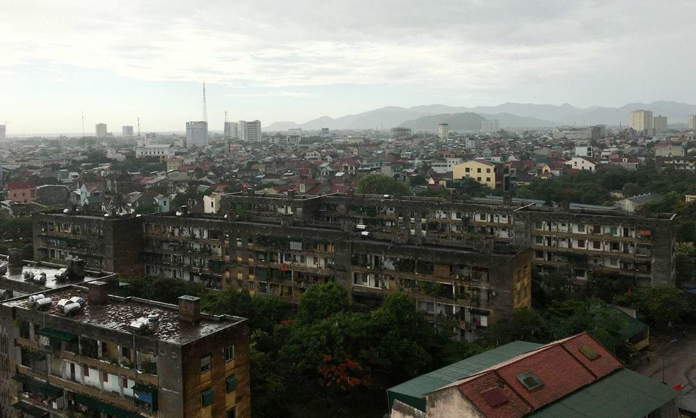 Cơn mưa quý như vàng đổ xuống Nghệ An