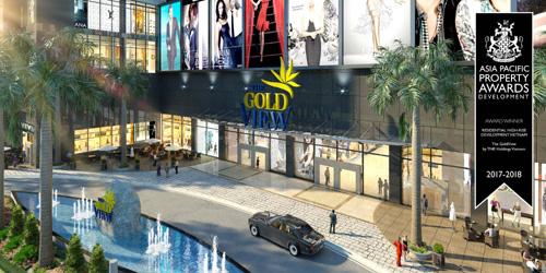 The GoldView nhận giải căn hộ cao cấp tiêu biểu tại VN