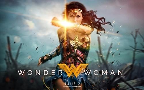 Doanh thu khó tin của bom tấn 'Wonder Woman'