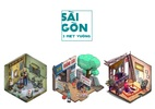 """Yêu thương đong đầy trong """"Sài Gòn 3 mét vuông"""""""