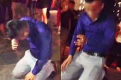 'Soái ca' bị đánh, bắt quỳ gối xin lỗi giữa phố vì nghi lừa tình