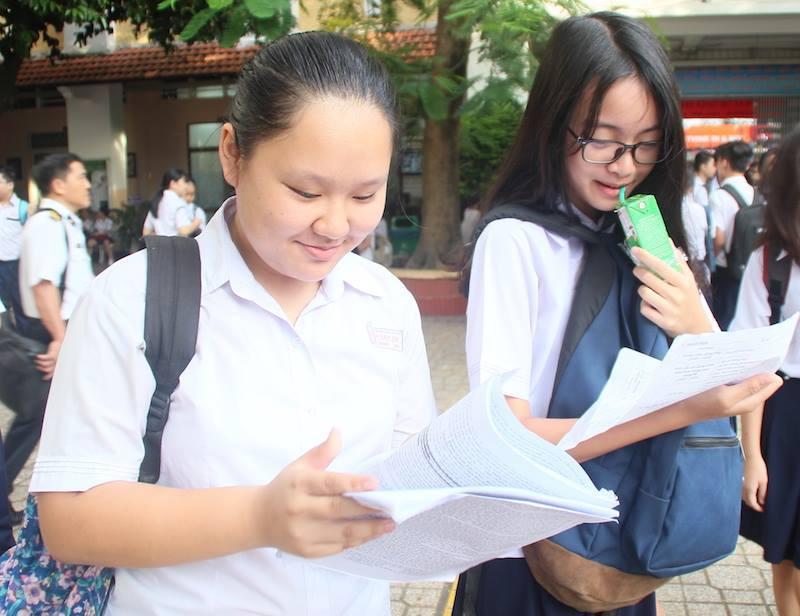 Ngày 12/6, TP.HCM công bố điểm thi lớp 10