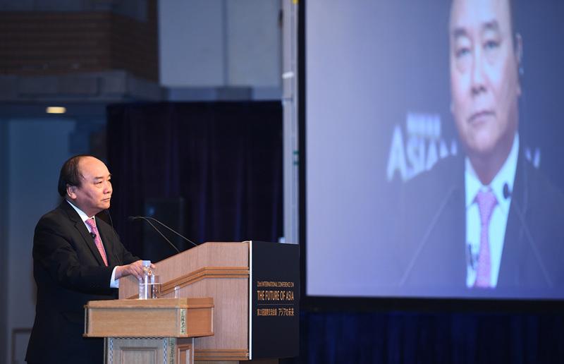 Thủ tướng: Châu Á phải là nơi chúng ta được nghe 'giấc mơ' của mọi quốc gia