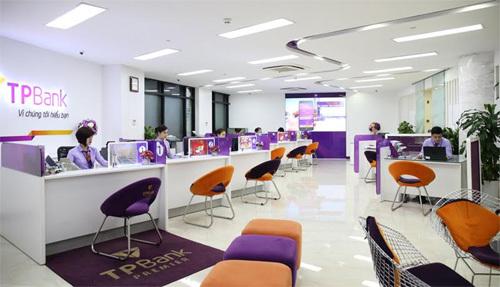TPBank mở rộng mạng lưới tại 8 tỉnh thành năm 2017