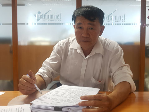 'Mượn' chữ ký và con dấu duyệt đưa lao động đi Đài Loan