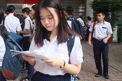 Đề thi môn Toán cơ bản vào trường chuyên Sư phạm TP.HCM