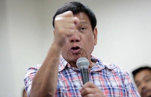 Tổng thống Philippines lệnh 'lấy từng đầu' phiến quân