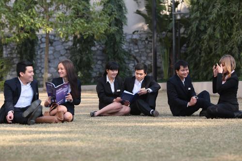 Du học tại chỗ, nhận bằng quốc tế