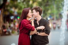 Huỳnh Anh và Hoàng Oanh chia tay sau 3 năm hẹn hò