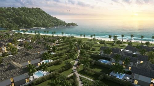 Sắp ra mắt tuyệt tác nghỉ dưỡng ở Phú Quốc