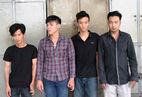 Băng nhóm đánh cô gái trẻ, cướp xe SH ở Sài Gòn