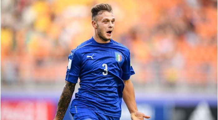 Chơi thiếu người, U20 Italia ngược dòng thần kỳ vào bán kết