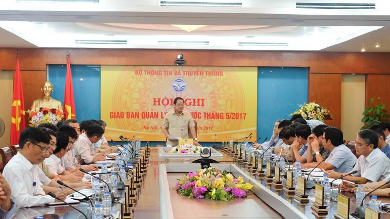 Bộ trưởng,Bộ trưởng Trương Minh Tuấn,Bộ Thông tin và Truyền thôn,Sim rác