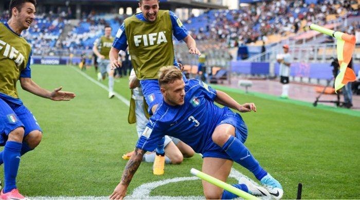 U20 World Cup 2017, U20 Anh, U20 Venezuela, U20 Italia, U20 Uruguay