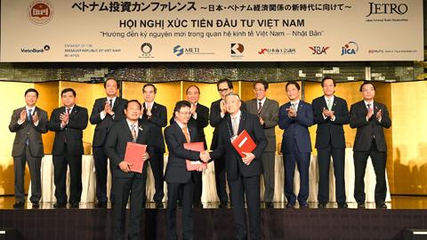 Thủ tướng, Nguyễn Xuân Phúc, Nhật Bản,  doanh nghiệp, xúc tiến đầu tư
