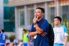 """Thuyền trưởng U16 Việt Nam làm dậy sóng giải """"phủi"""" hay nhất Hà Nội"""