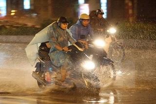 Hà Nội bắt đầu có mưa, kết thúc nắng nóng
