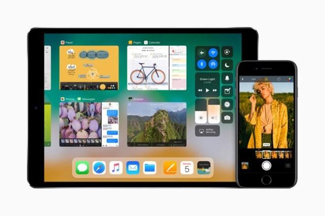 iOS 11 - 'linh hồn' của iPhone 8 vừa chính thức ra mắt