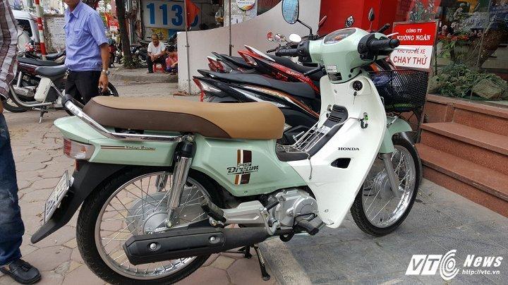 Honda Super Dream 110 bị khai tử là do gây ô nhiễm môi trường?