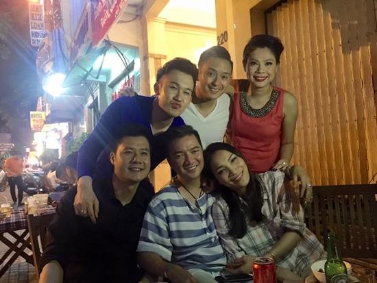 Tin tức showbiz, tin tức giải trí, tin tức sao Việt, tin tức giải trí trong ngày, Hoàng Oanh, Huỳnh Anh, Bảo Thanh