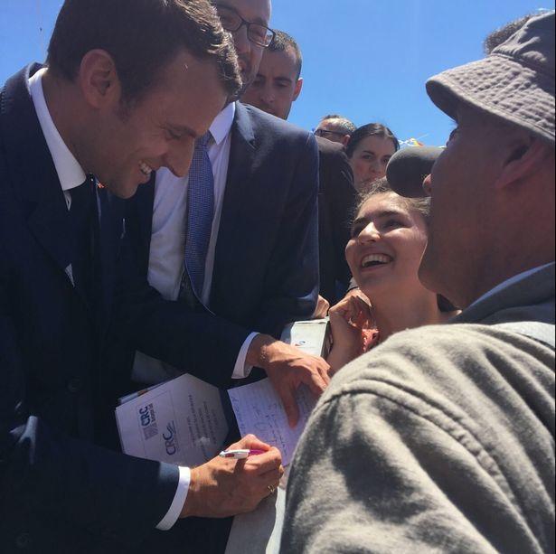 Tổng thống Pháp