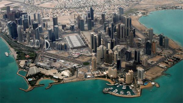 Qatar, cắt đứt quan hệ, các nước Vùng Vịnh
