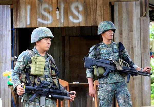 Chiến sự Marawi, Philippines, phiến quân IS, Nhà nước Hồi giáo