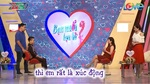 Nghe bạn trai tỏ tình, cô gái bật khóc nức nở trên sóng truyền hình