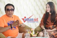 Hôn nhân của danh hài Phú Quý và vợ kém 20 tuổi