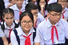 TP.HCM không tăng học phí năm học mới