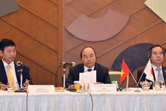 Thủ tướng tọa đàm với các doanh nghiệp CNTT Nhật