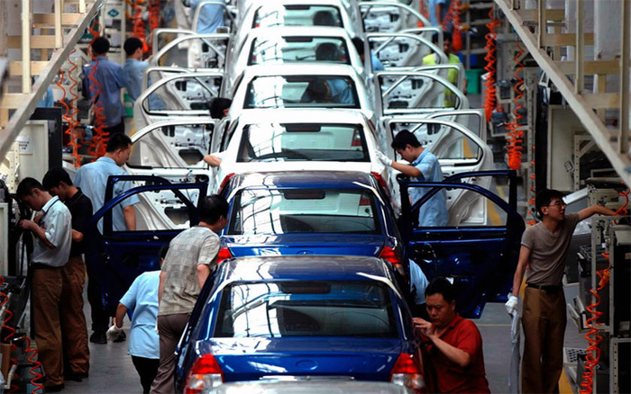 giá ô tô, ô tô Thái Lan, ô tô Indonesia, thuế nhập khẩu ô tô, thuế tiêu thụ đặc biệt, công nghiệp ô tô