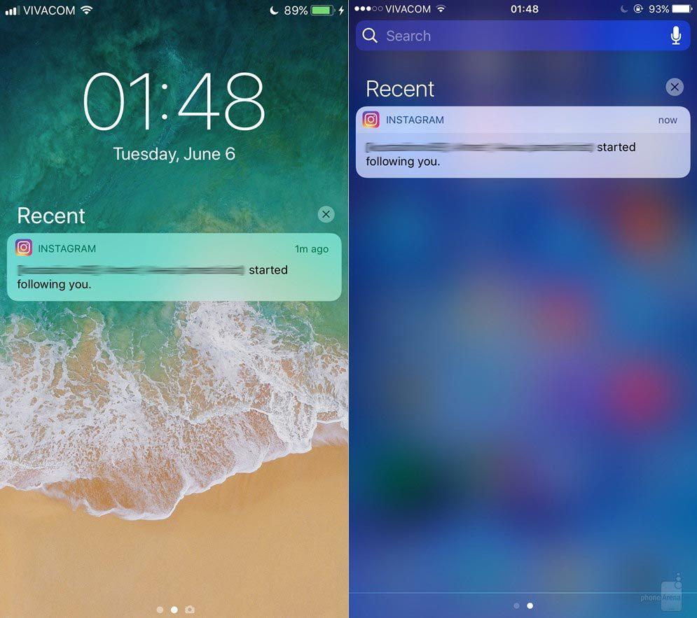 font chu iOS 11 va 10