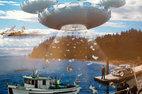 Thực hư hồ sơ người ngoài hành tinh xâm lược trái đất