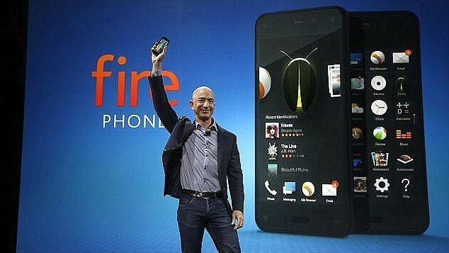 Amazon âm thầm phát triển smartphone 'đấu' với Apple, Samsung